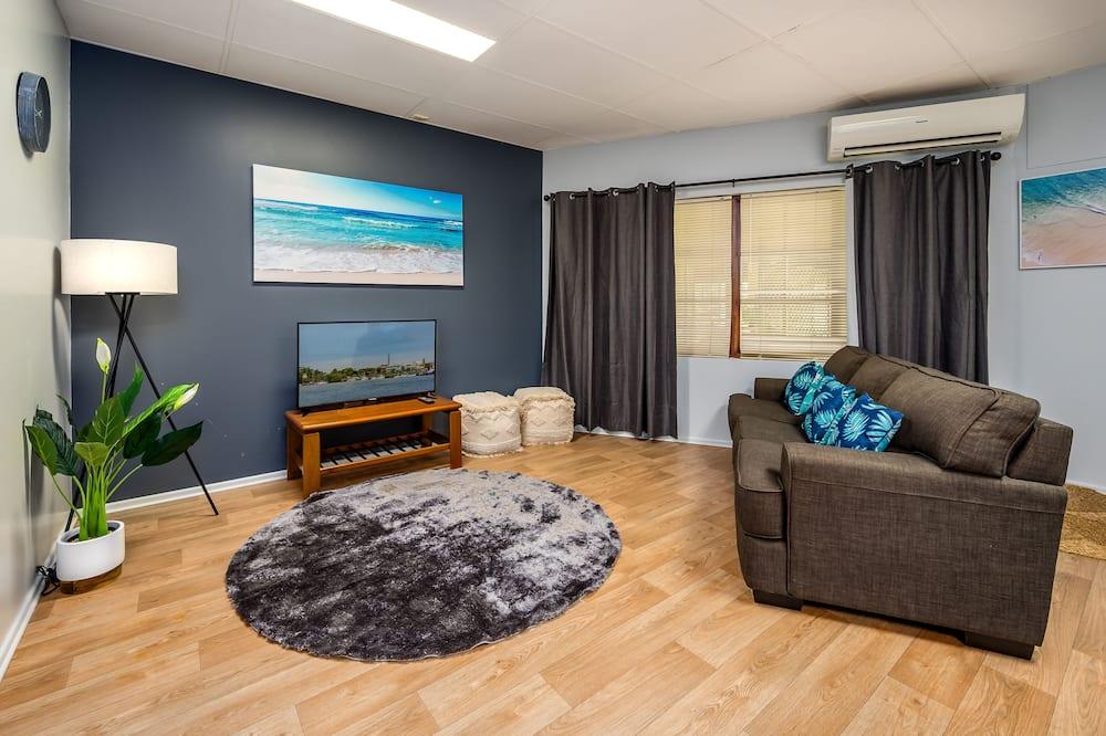 行政公寓, 2 間臥室 - 客廳