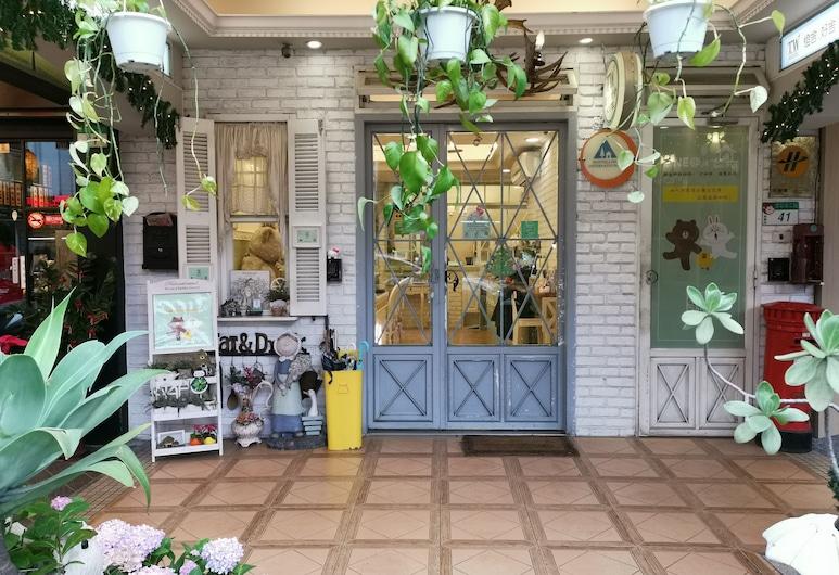 橙舍青年旅舍, 台北市