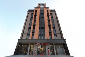 Picture of MINI HOTELS (Feng Jia Branch) in Taichung