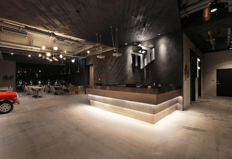 MINI HOTELS (Feng Jia Branch), Taichung, Reception