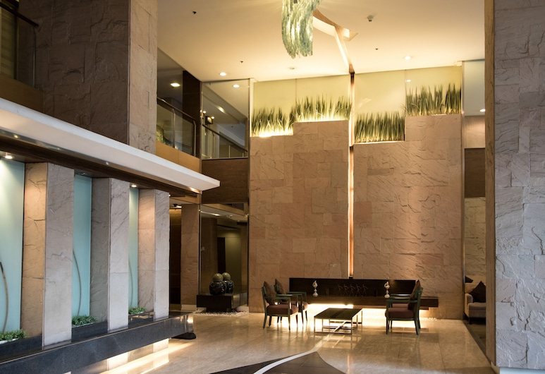 The A. Venue Hotel, Makati, Sala de Estar do Lobby