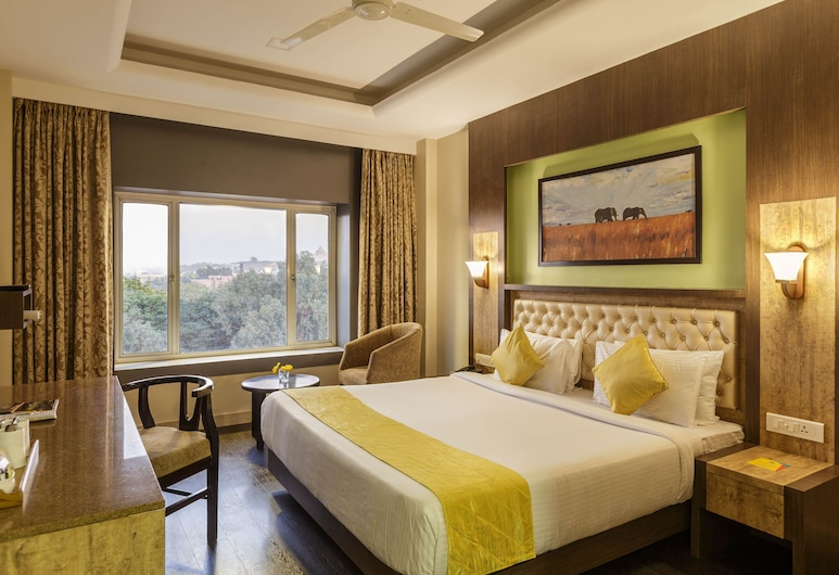 Mango Hotels Jodhpur, Jodhpur, Mango Cozy, Gästrum