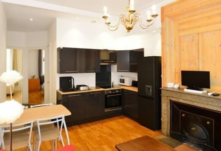 Appart Ambiance - Rousseau, Lyon, Huoneisto, 2 makuuhuonetta, Olohuone