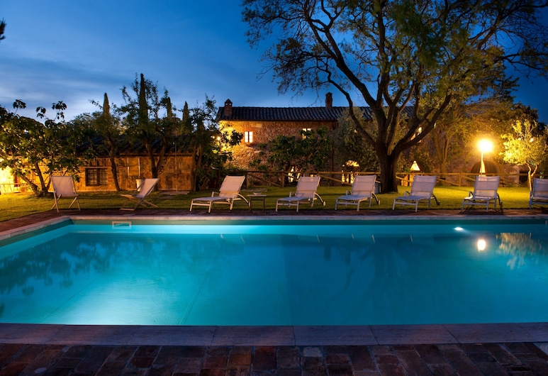 Sarna Residence, San Quirico d'Orcia, Outdoor Pool