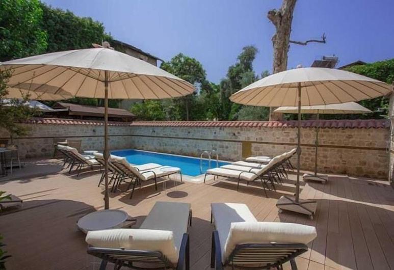 Char Me Boutique Hotel, Antalya, Açık Yüzme Havuzu