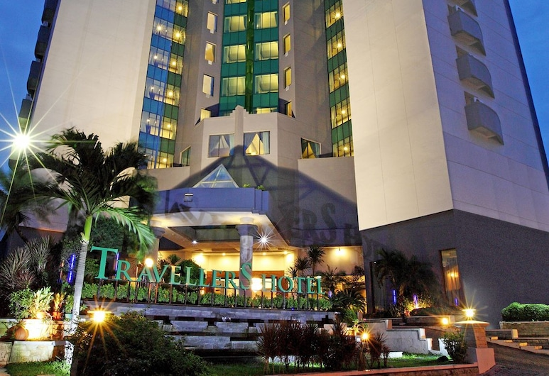 Travellers Hotel Jakarta, Jakarta, Façade de l'hôtel - Soir/Nuit