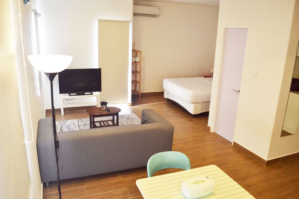 Mini Studio - Living Area