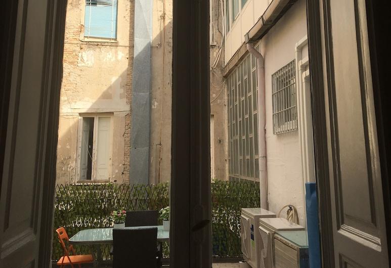 托雷多宅邸 210 號酒店, 那不勒斯, 庭園