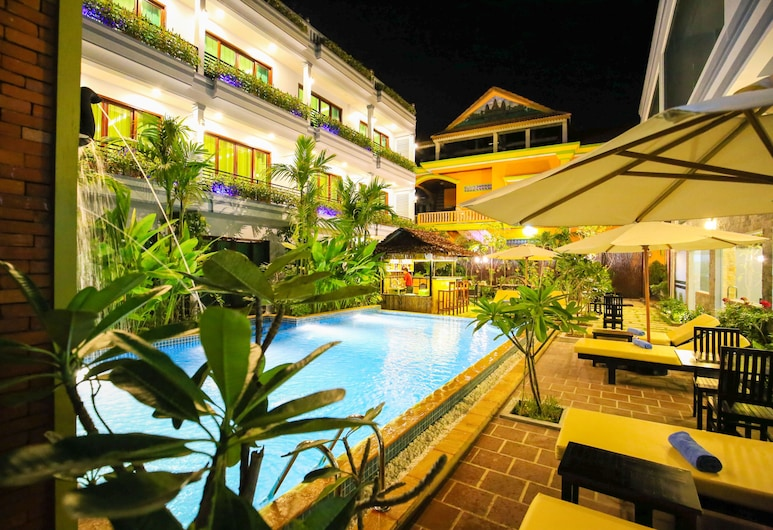 Chheng Residence, Siem Reap, View from Hotel
