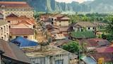 Sélectionnez cet hôtel quartier  Vang Vieng, Laos (réservation en ligne)