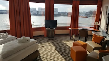 Foto Hotel Strandlust Vegesack di Bremen
