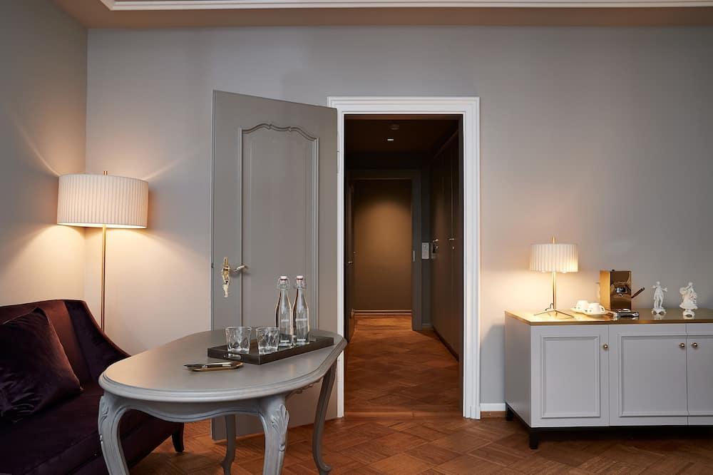 Suite Junior (Prestige) - Area soggiorno