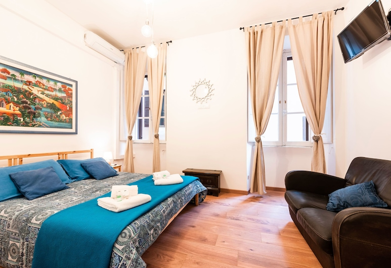 Roma Street Home, Rome, Apartment, 2 Bedrooms (Alessandro), Room