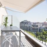 Penthouse Panorama, 2 kamar tidur, teras - Teras/Patio