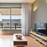 Penthouse Panorama, 2 kamar tidur, teras - Area Keluarga