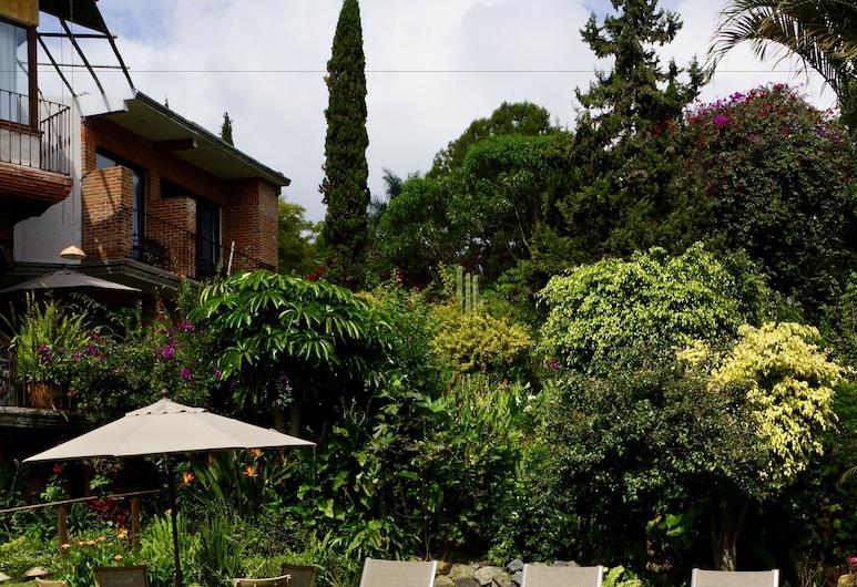 Hotel Casa del Angel, Tepoztlan, Kolam Terbuka