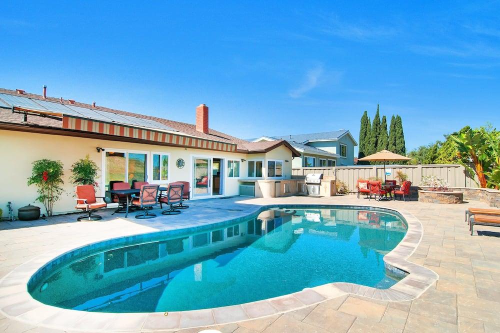 Σπίτι, 4 Υπνοδωμάτια - Εξωτερική πισίνα