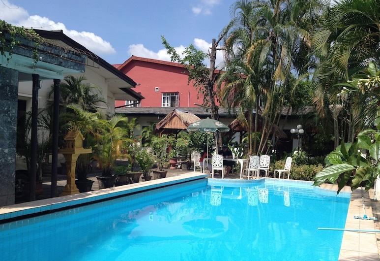 Villa Sisavad Guesthouse, Vientian