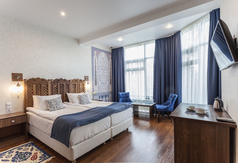 Mini-hotel ''Silk Way'', St. Petersburg, Superior Double or Twin Room, Guest Room