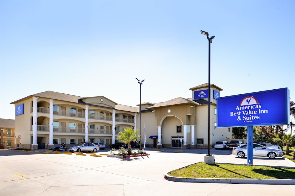 Americas Best Value Inn Suites Spring N Houston