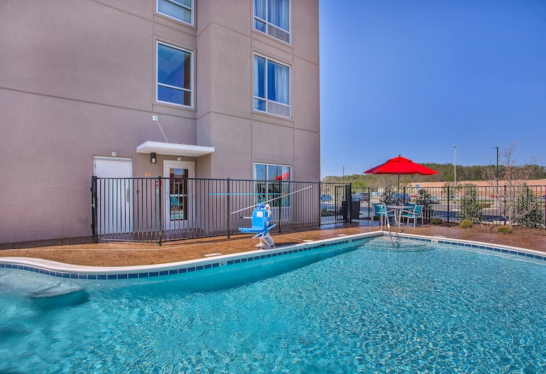 TownePlace Suites by Marriott Cookeville, Cookeville, Outdoor Pool