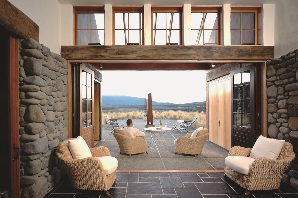Blake House Self-Catering - Balcony