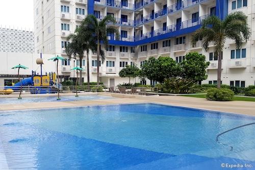 馬尼拉海藍濱海公寓飯店/