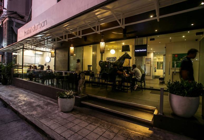 Hotel Durban, Makati, Hótelframhlið