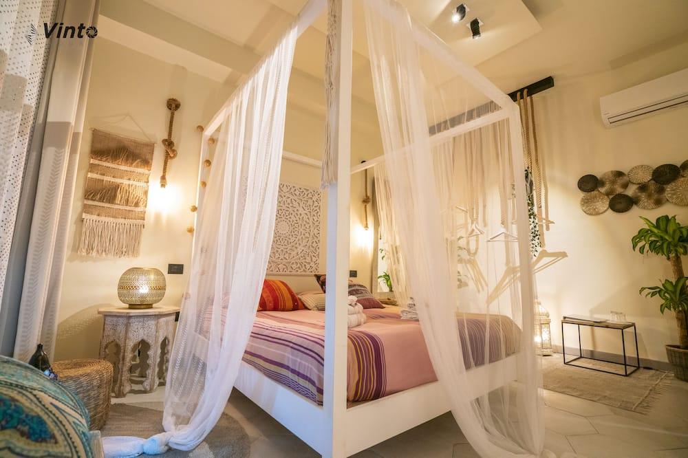 豪華雙人房, 1 張特大雙人床, 私人浴室 - 客房