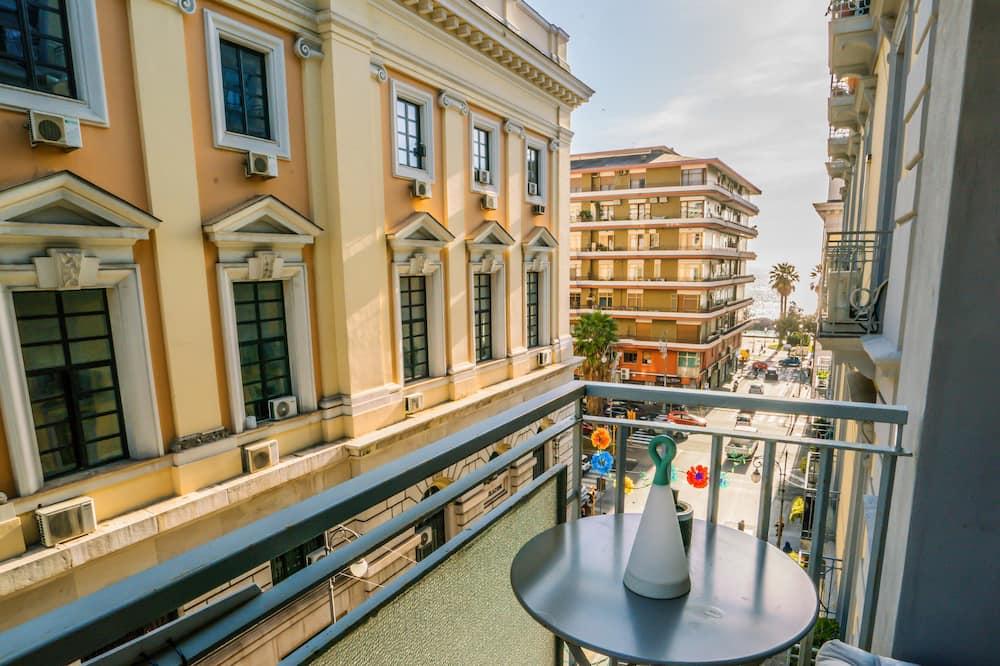 高級客房 - 陽台景觀