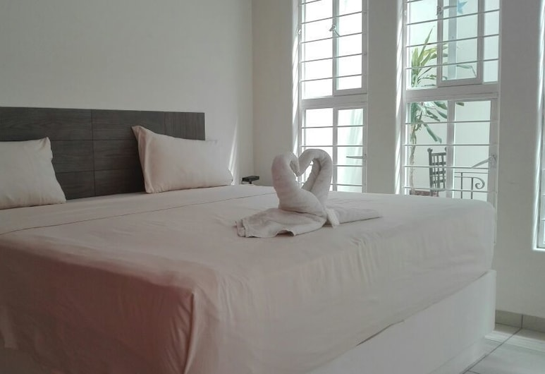Hotel Guivá San Pablo, San Lorenzo Cacaotepec, Superior Double Room, 1 King Bed, Guest Room