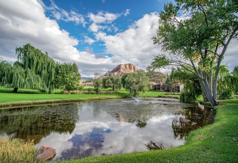 Villas At Poco Diablo, a VRI Resort, Sedona, Studio, Pemandangan Pegunungan
