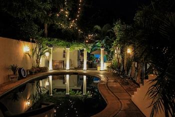Φωτογραφία του Hotel Zamna, Μέριντα