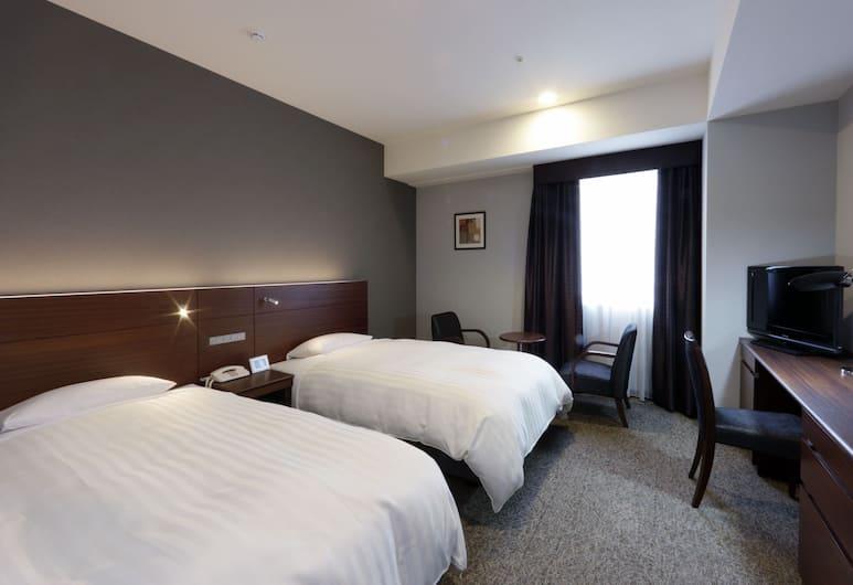 JR-EAST HOTEL METS KOMAGOME, Tokyo, Twin Room, Non Smoking, Guest Room
