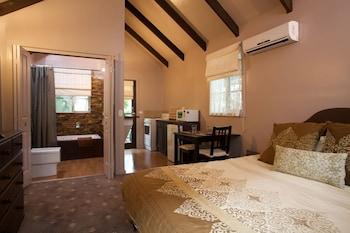 A(z) Lotus Lodges hotel fényképe itt: Dandenongs