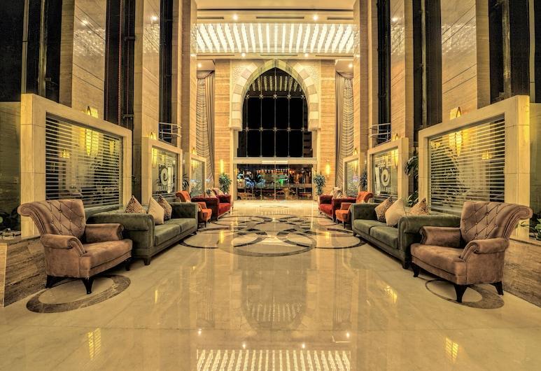 Afraa Hotel, Mecca, Lobby Sitting Area
