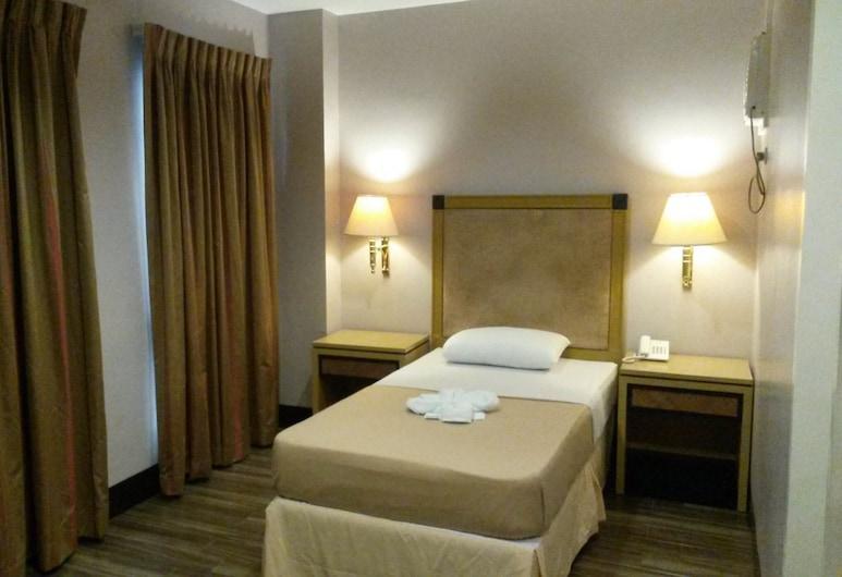 ذا ويندي ريدج هوتل مانيلا, مانيلا, غرفة فردية, غرفة نزلاء