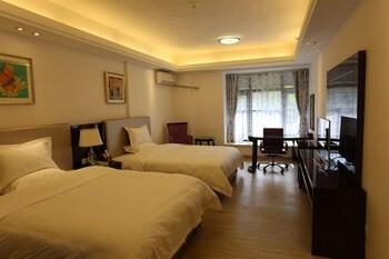 广州诺盟度假公寓长隆欢乐世界北门店