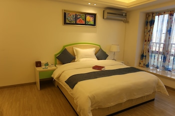 Picture of Nomo Apartment Changlong Paradise North Gate in Guangzhou