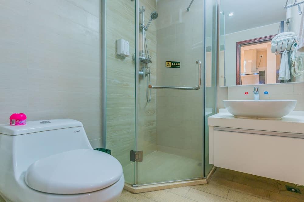 Liukso klasės dvivietis kambarys (2 viengulės lovos) (Chinese Citizen Only) - Vonios kambarys