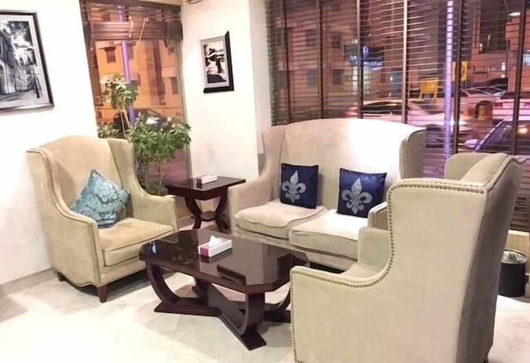 Taleen AlMalaz hotel apartments, Riyadh, Lobby Sitting Area