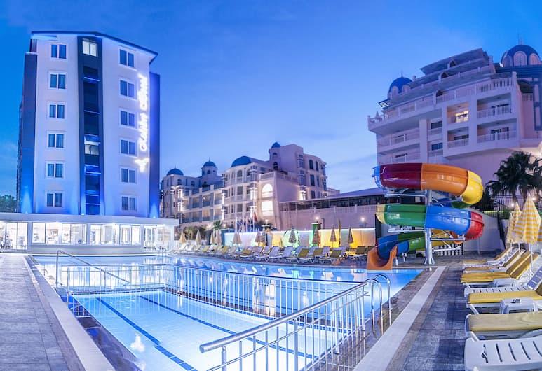 Kolibri Hotel - All Inclusive, Alanya, Otelden görünüm