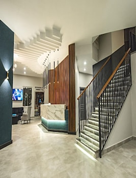 在阿兰亚的克莱波特拉大厦套房酒店 照片