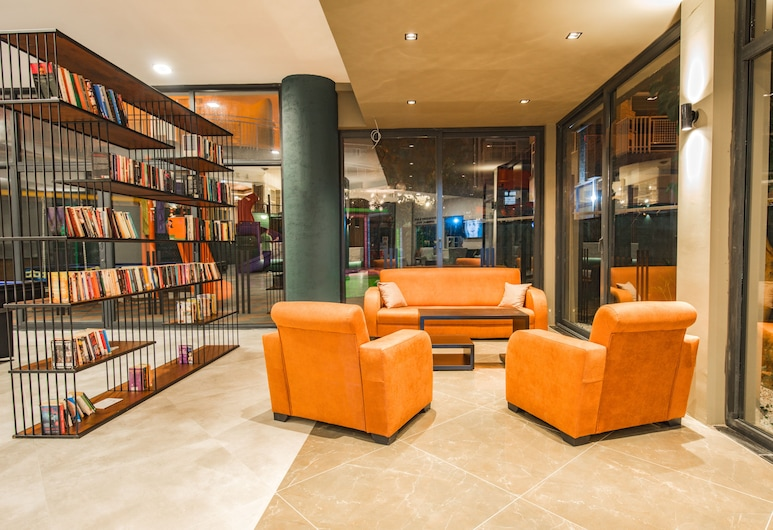 Kleopatra Tower Suite Hotel , Alanya, Lobi