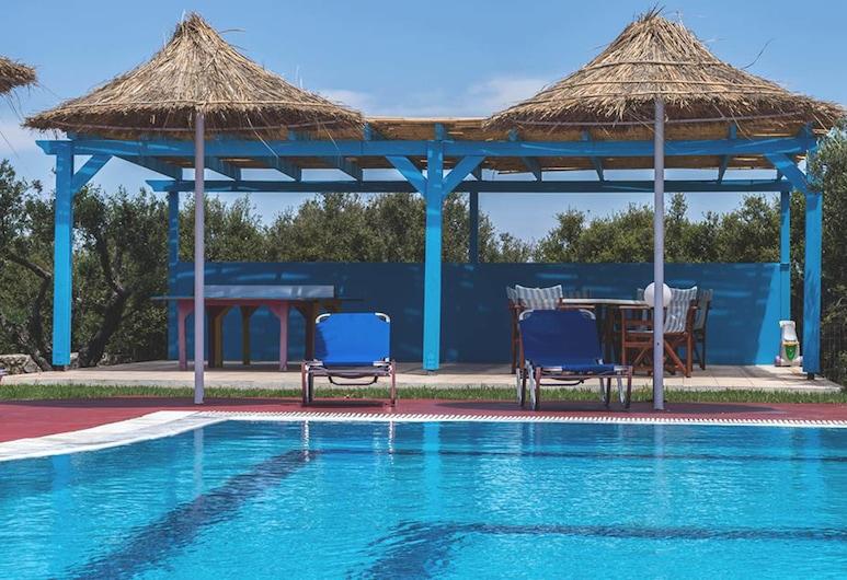 Summer View Hotel, Rodosz, Kültéri medence