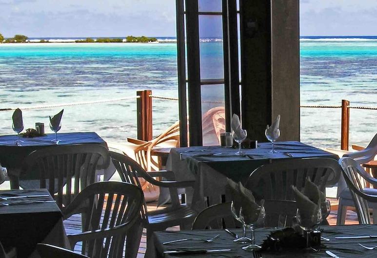 Les Tipaniers, Moorea-Maiao, Hotel Bar