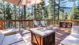 South Lake Tahoe Cabin In The Pines By Redawning