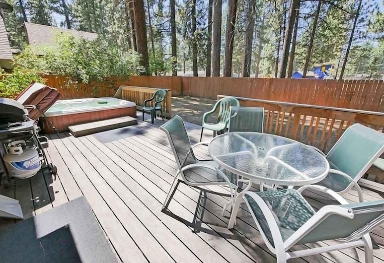 3301 Marlette Circle 3 Bedroom Home, South Lake Tahoe, House, 3 Bedrooms, Balcony