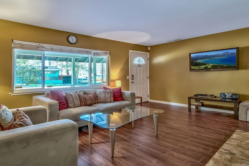 Cottage, 3 Bedrooms - Ruang Tamu