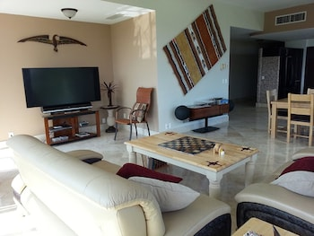 ภาพ 601 Seibal Low cost Family Vacation Condo Vallarta Mexico by RedAwning ใน Nuevo Vallarta